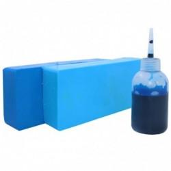 Sabun Boyası Mavi - 140 Gr