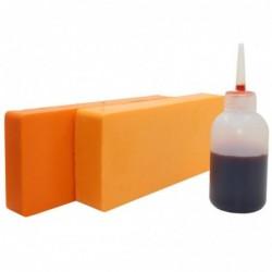 Sabun Boyası Turuncu - 135 Gr