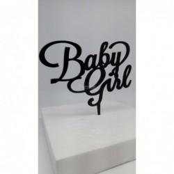 Pleksi Baby Gırl Siyah
