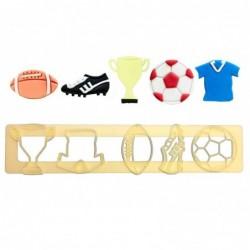 Futbol Cetvel Set Dt3042