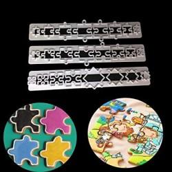 Puzzle Kesme Cetvel Set Dt3059