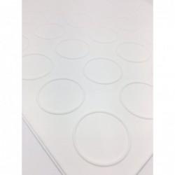 Macaron Silpatı 30*40 Cm