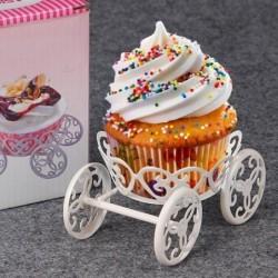 Metal Araba Cupcake Standı...