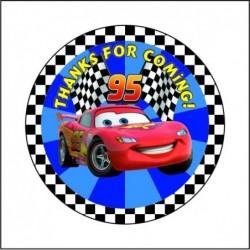Sticker 12 Li Araba