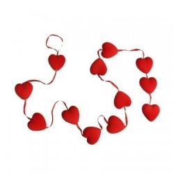 Küçük Kalp Flok Kaplama 12...