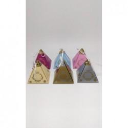 Piramit Kutu Karton 25 Li