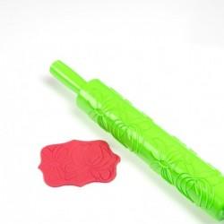 Dev Fiyonk Desenli Yeşil...
