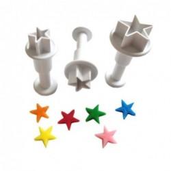 Yıldız Basmalı Kopat Set 3 Lü