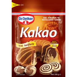 Dr Oetker Kakao 100gr