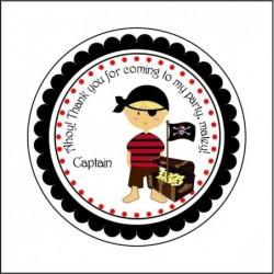 Sticker 12 Li Korsan
