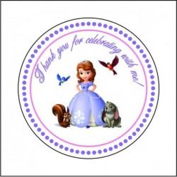 Sticker 12 Li Prenses