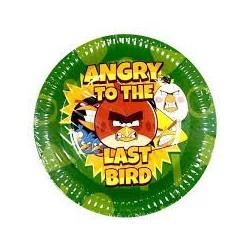 Angry Bırds 2 Tabak
