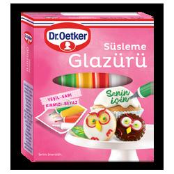 Dr Oetker Süsleme Glazürü 4...
