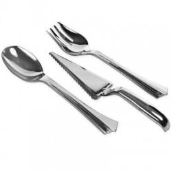 Silver Servis Set 6'lı