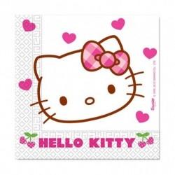 Hello Kity Hearts Parti...