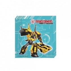Transformers Peçete 16 Ad
