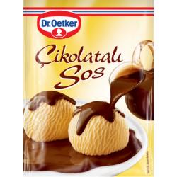 Dr Oetker Çikolatalı Sos 128gr