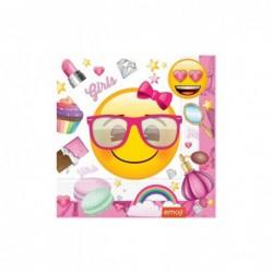 Roll-Up Emoji Süslü Peçete...