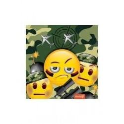 Roll-Up Emoji Kamuflaj...