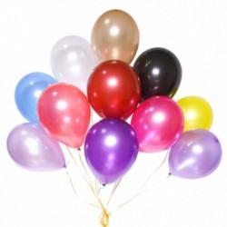 Metalik Balon Karışık Renk...