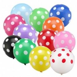 Puantiyeli Balon (Karışık...
