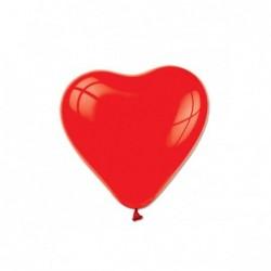 Kalp Balon 100 Adet