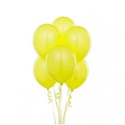 Düz Renk Balon (Sarı) 100 Adet