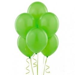 Düz Renk Balon (Yeşil) 100...