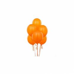 Düz Renk Balon (Turuncu)...