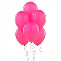 Düz Renk Balon (Fuşya) 100...