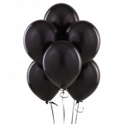 Düz Renk Balon (Siyah) 100...