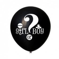 Cinsiyet Balonu-Kız
