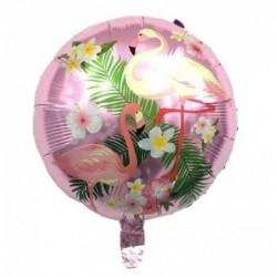Flamingo Folyo Balon - Pembe