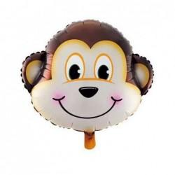 Maymun Folyo Balon