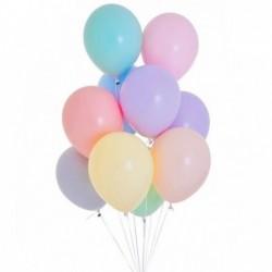 Makaron Balon Karışık Renk...