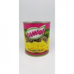 Samara Dilimlenmiş Ananas...