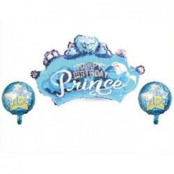 Prens Tema Folyo Balon Set