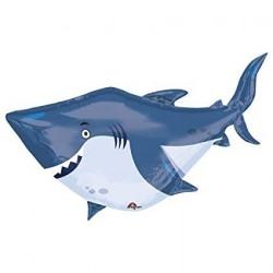 Köpekbalığı Folyo Balon