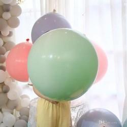 36 İnç Lateks Makaron Balon