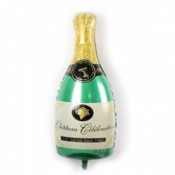 Yeşil Şampanya Folyo Balon