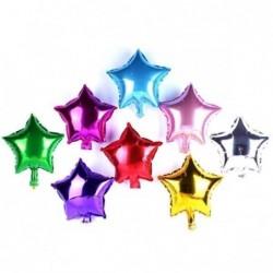 Metalik Yıldız Balon