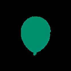 Düz Renk Balon (Su Yeşili)...
