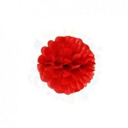 Honeycomb Çiçek Süs Kırmızı...