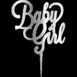 Pleksi Baby Gırl Gümüş