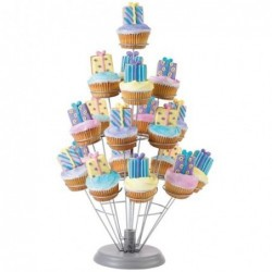 Wilton 19'lu Cupcake Standı