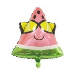 Gözlüklü Karpuz Balon