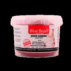 Bluebead Koyu Kırmızı Şeker...