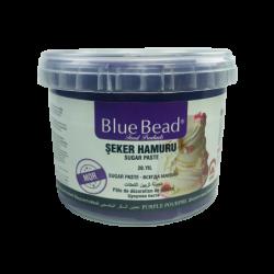 Bluebead Mor Şeker Hamuru 1kg