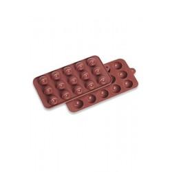 Silikon Çikolata Kalıbı Daire