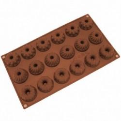 Silikon Çikolata Kalıbı Kek